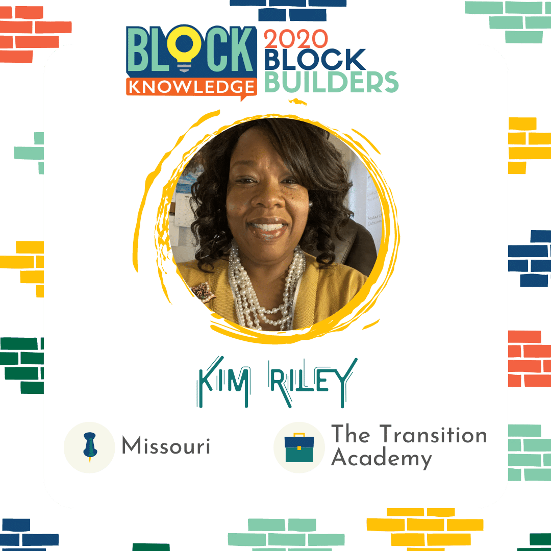 Kim Riley Transition Academy