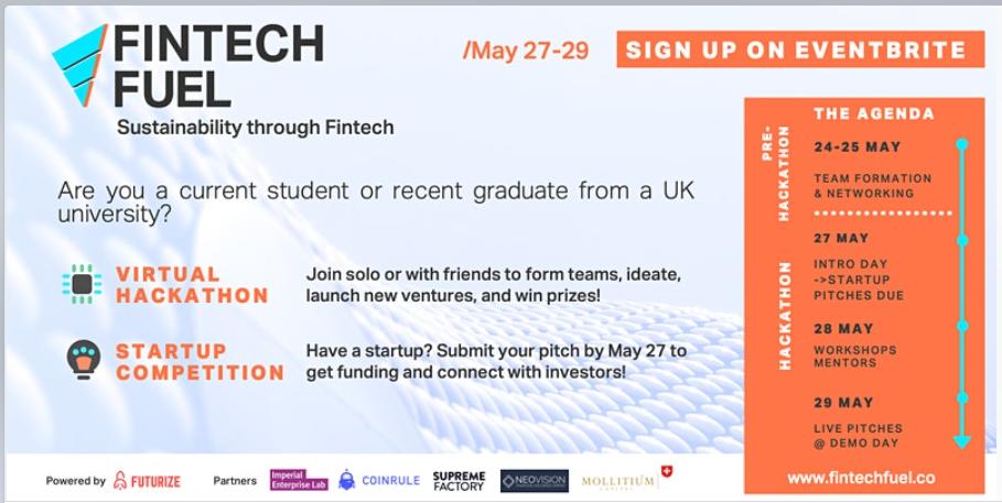 fintech fuel hackathon